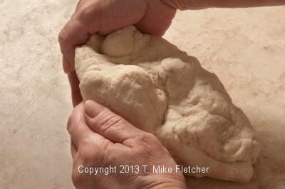 Kneading dough 1