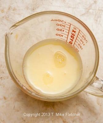 Pate Liquids mixed