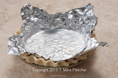 foil lined crust