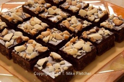 Lightening Fast Brownies