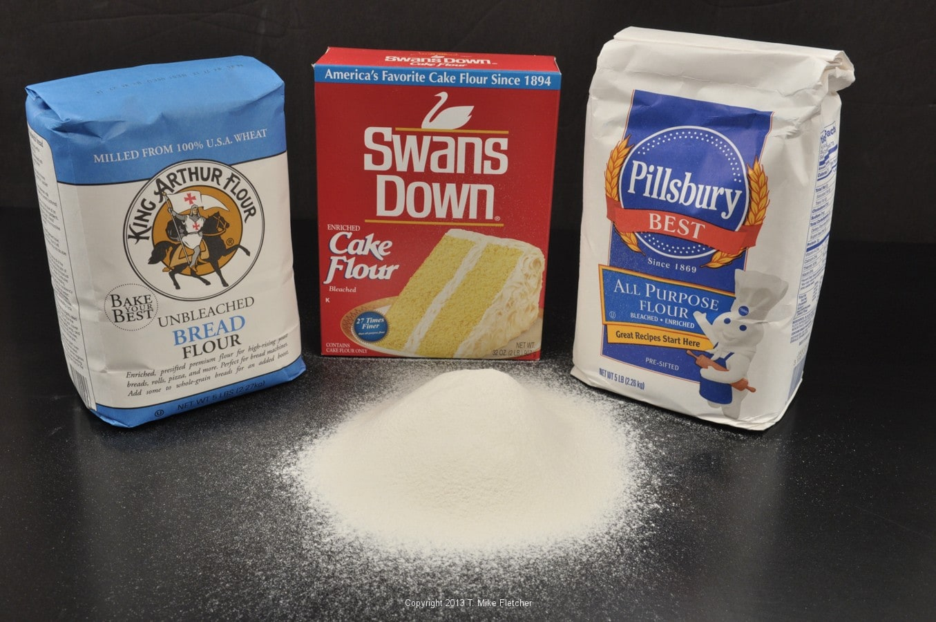 Can I Use Bread Flour In A Cake