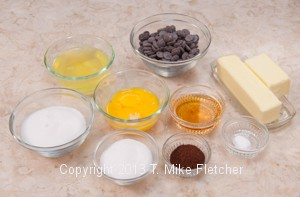 Mousse Ingredients