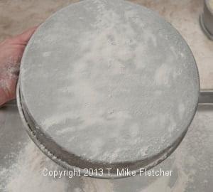 Tilting pan 4