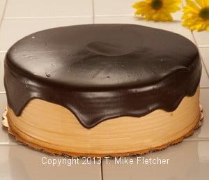 Epresso Fudge Cake