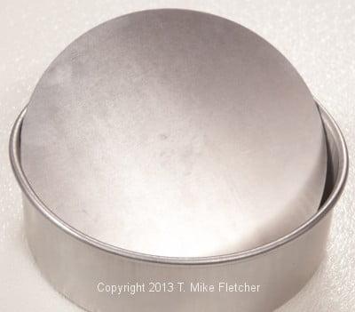 Magic Pan Cheesecake Pan