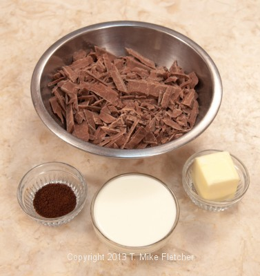 Milk choc. ingredient