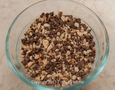 Chocolate/Hazelnuts mixed