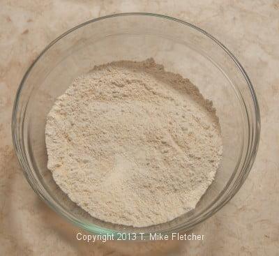 Dry ingred. for Cornbread