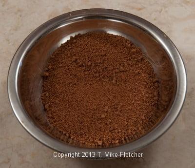 Cinnamon Sugar mixed