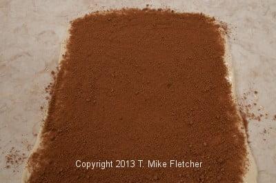 Cinnamon sugar spread