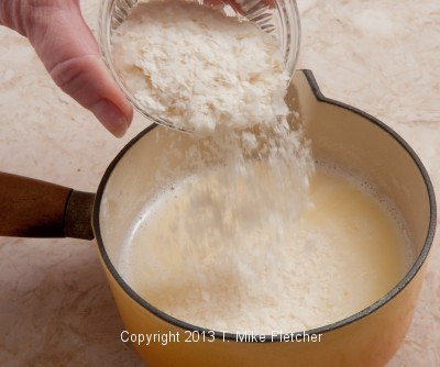 Potato Flakes in