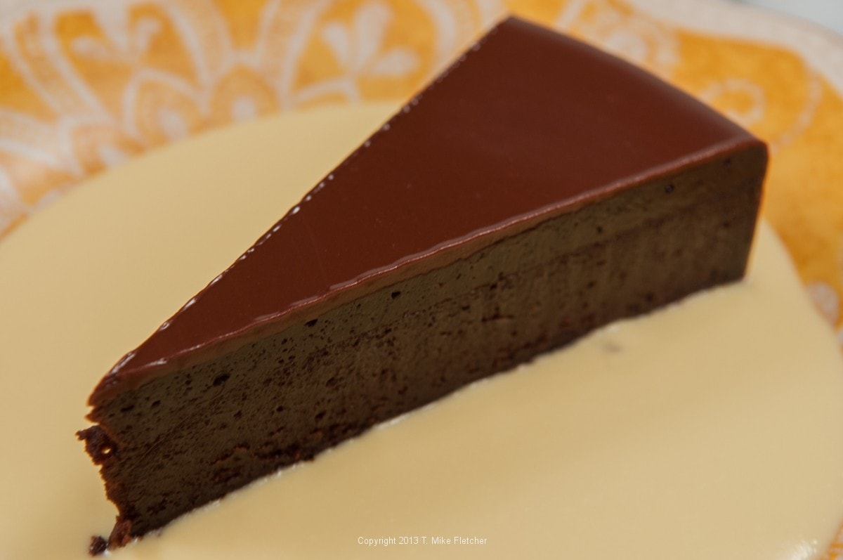 Ikea Flourless Chocolate Cake