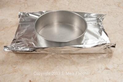 Wrapping pan 2