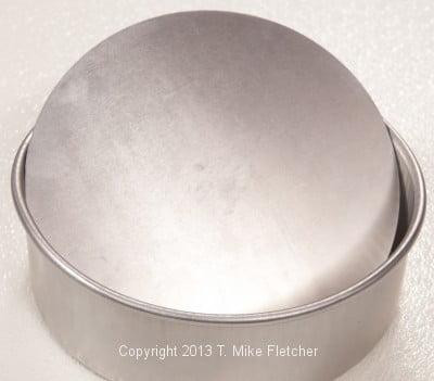 Cheesecake pan