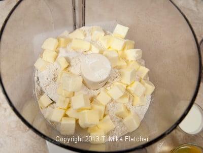 Butter in