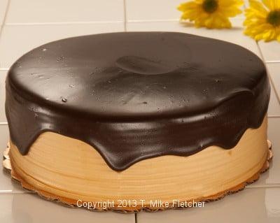 Espresso Fudge Cake