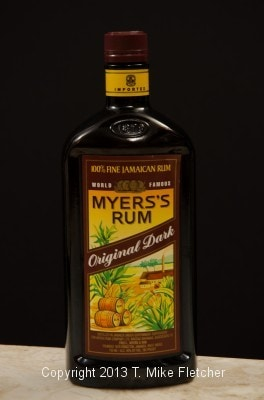 Meyer's Dark Rum