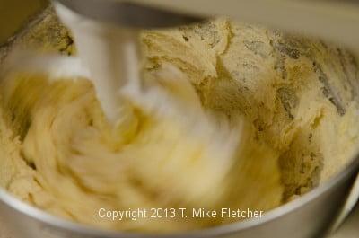 Flour mixing