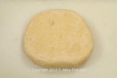 Frozen dough