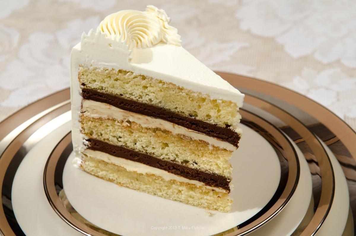 Square Cake Recipe