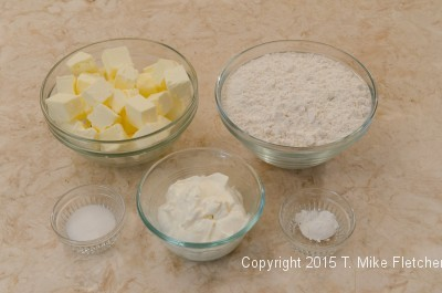 Pastry ingred. 2-1
