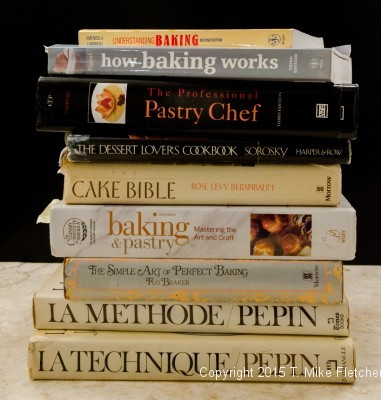 Baking and Pastry Books