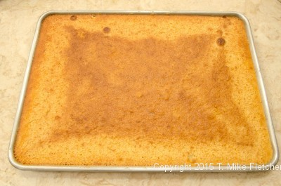 Baked lemon bars for Updated Lemon Bars