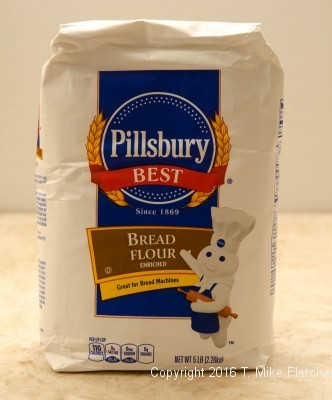 Bread flour for My Perfect Chocolate Chip Cookies