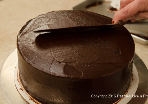 Smoothing top for Why, When and How to Undercoat a Cake