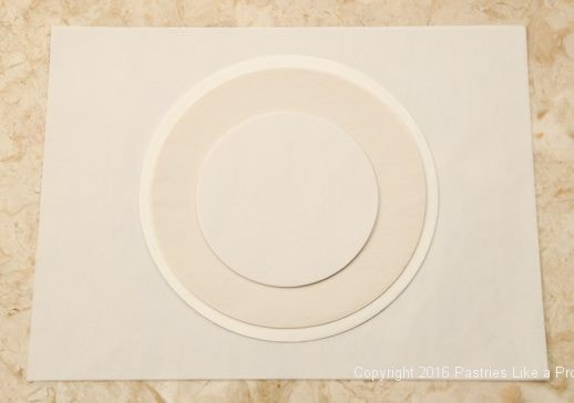 Assorted parchment for Internet Bakery Suppliers of Cake Paper Goods