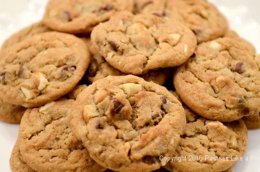 Orange Macadamia Chocolate Chip Cookie for The Importance of a Base Recipe in Baking