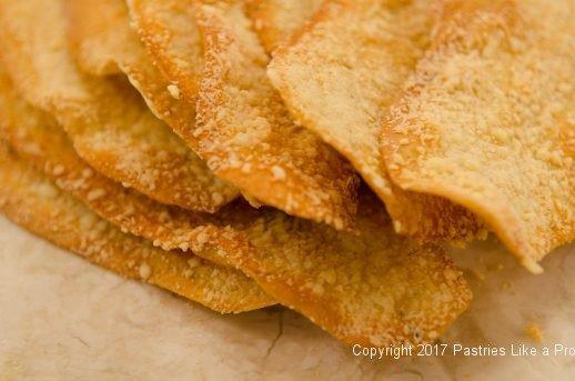 Garlic Oregano Cracker Bread